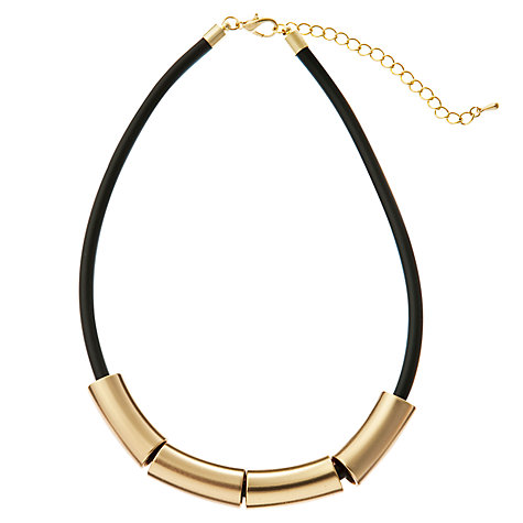 Buy John Lewis 4 Tube Bead Necklace Online at johnlewis.com