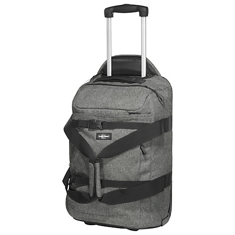 Buy Eastpak Boid 2-Wheel Holdall, Ash Blend Online at johnlewis.com