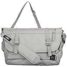 Buy Eastpak Chaser Shoulder Bag, Coat Mist Online at johnlewis.com