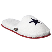 Buy Gant Star Slippers, One Size Online at johnlewis.com