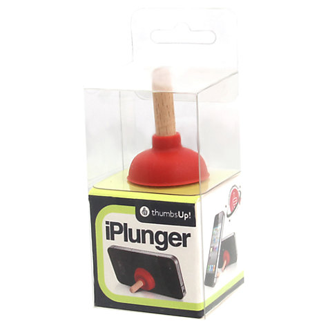 Buy iPlunger Phone Stand Online at johnlewis.com