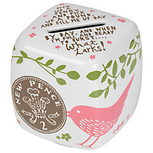 Buy Rob Ryan Pick up a Penny Money Box Online at johnlewis.com