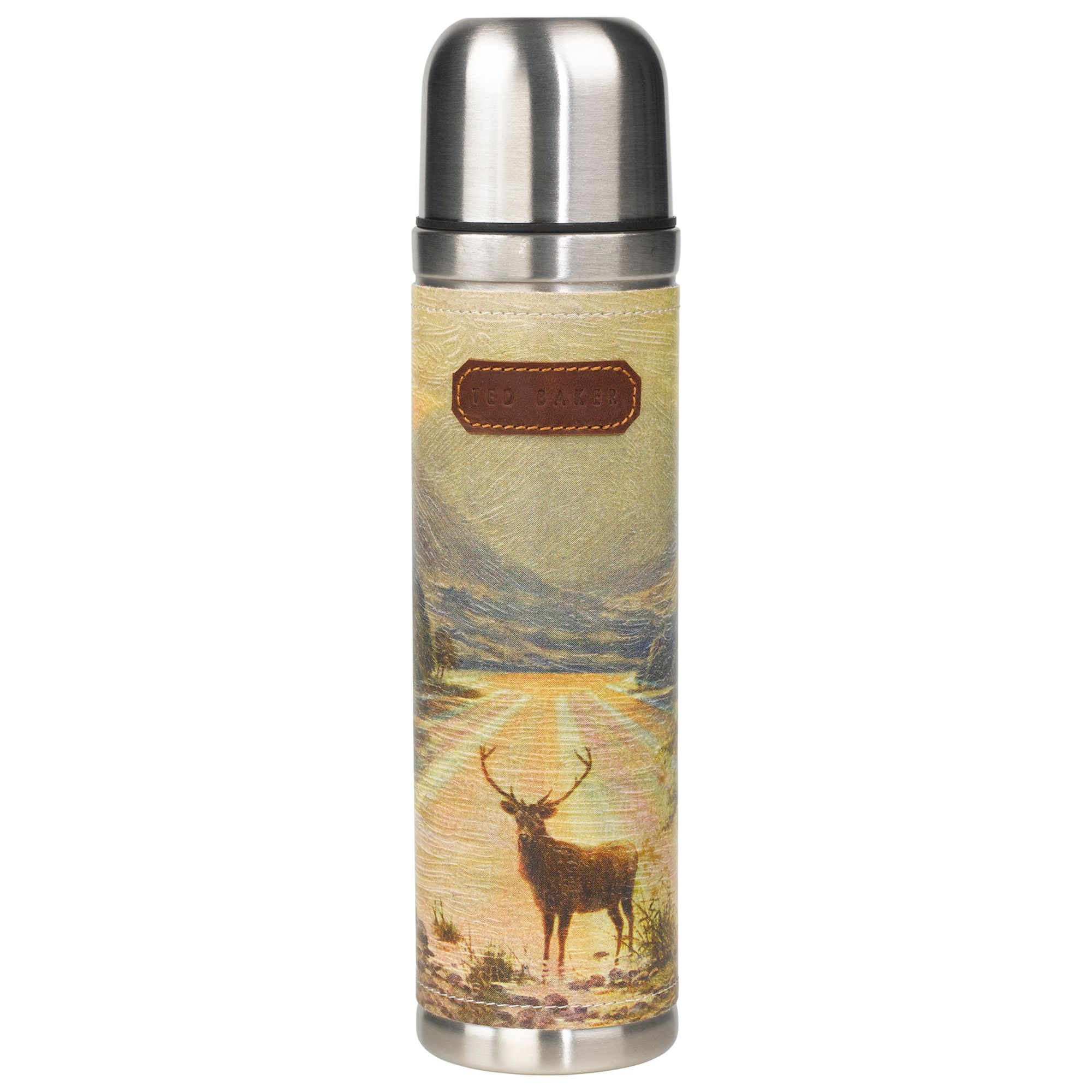 Ted Baker Stag Vacuum Flask