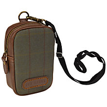 Buy Ted Baker Tweed Gadget Case, Small Online at johnlewis.com