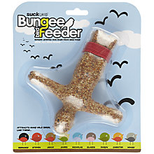 Buy Suck UK Bungee Bird Feeder Online at johnlewis.com