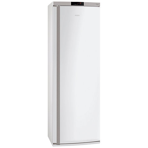 Buy AEG A72710GNW0 Tall Freezer, A++ Energy Rating, 60cm Wide, White Online at johnlewis.com