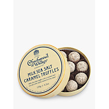 Buy Charbonnel et Walker Sea Salt Caramel Truffles,120g Online at johnlewis.com