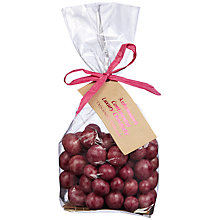 Buy Ambassadors White Chocolate Blackcurrants, 200g Online at johnlewis.com