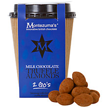 Buy Montezumas Milk Truffle Almonds, 130g Online at johnlewis.com