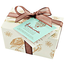 Buy Holdsworth Assorted Chocolates Ballotin Box 125g Online at johnlewis.com