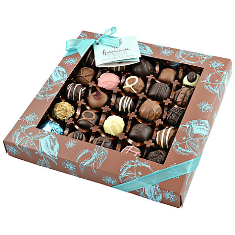 Buy Holdsworth Window Assorted Chocolate Box, 375g Online at johnlewis.com