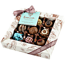 Buy Holdsworth Milk Chocolate Assortment Box, 140g Online at johnlewis.com