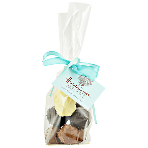 Buy Holdsworth Rum Truffles Gift Bag, 100g Online at johnlewis.com