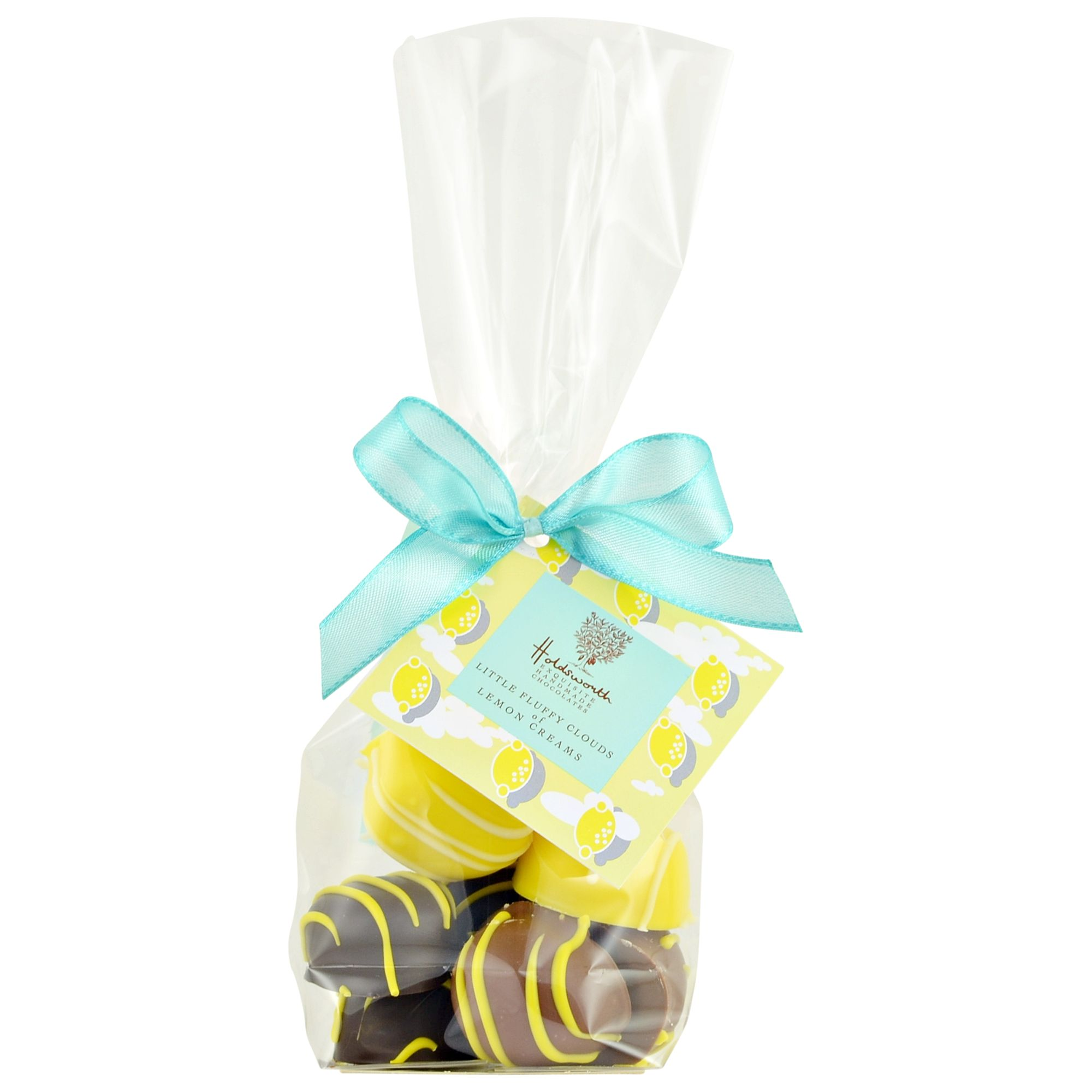 Holdsworth Lemon Truffles Gift Bag, 100g