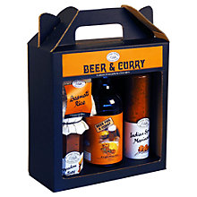Buy Cottage Delight Beer and Curry Set Online at johnlewis.com