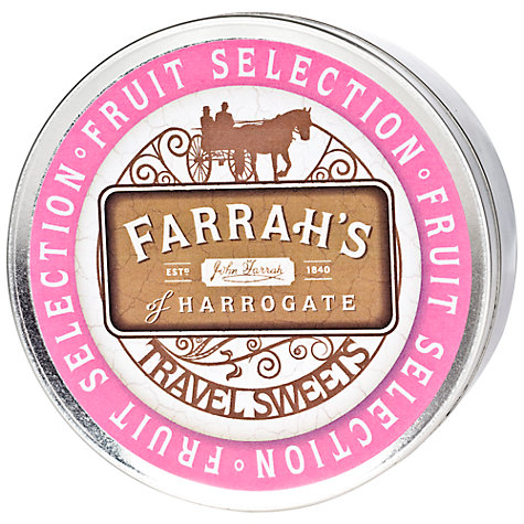 Buy Farrah's Fruit Travel Sweets, 200g Online at johnlewis.com