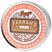 Buy Farrah's Barley Sugar Travel Sweets, 200g Online at johnlewis.com