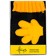 Buy Hugs Hand Warmer, Orange Online at johnlewis.com