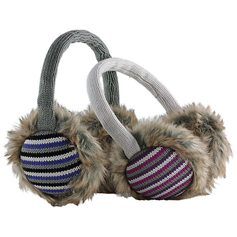 Buy John Lewis Hear Muffs with Headphones Online at johnlewis.com