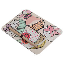 Buy Caroline Gardner Cupcake Magnetic Jotter Online at johnlewis.com