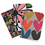 Caroline Gardner Hearts Pocket Notebook Set