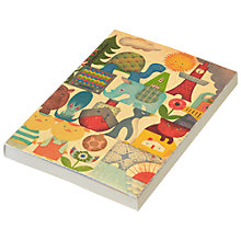 Buy Chronicle Books Flexi Animals Journal Online at johnlewis.com