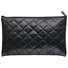 Buy Ordning & Reda Ebba Quilted Holder, Black Online at johnlewis.com