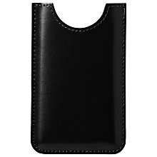 Buy Ordning & Reda iPhone Leather Holder Online at johnlewis.com