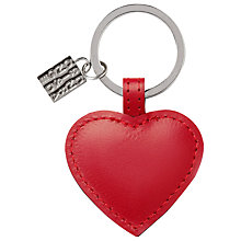 Buy Ordning & Reda Heart Keyring Online at johnlewis.com