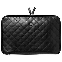 Buy Ordning & Reda Norton 11.6'' Laptop Case, Black Online at johnlewis.com