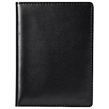 Buy Ordning & Reda Leather Trip Passport Holder Online at johnlewis.com