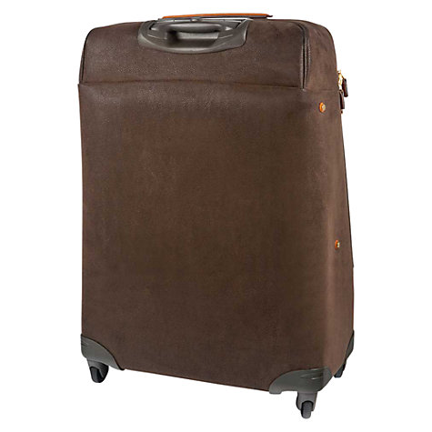 Buy Bric's Life Thermoform 4-Wheel Large Spinner Suitcase, Olive Online at johnlewis.com