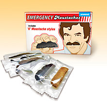 Buy Spinning Hat Emergency Moustaches Online at johnlewis.com