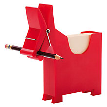Buy Morris Memo Holder, Red Online at johnlewis.com