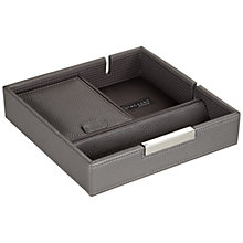 Buy Stackers Men's Valet Tray Online at johnlewis.com