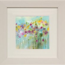 Buy Sue Fenlon- April Showers Framed Print, 35 x 35cm Online at johnlewis.com