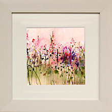 Buy Sue Fenlon- Meadow Flowers Framed Print, 35 x 35cm Online at johnlewis.com