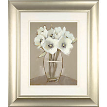 Buy Adelene Fletcher- Peace Framed Print, 69 x 59cm Online at johnlewis.com