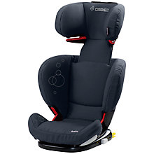 Buy Maxi-Cosi RodiFix Car Seat, Total Black Online at johnlewis.com