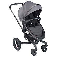 Buy Silver Cross Surf Elevation Pushchair, Zinc Online at johnlewis.com