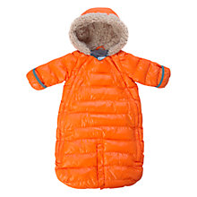 Buy 7 A.M. Enfant Medium Doudoune, Orange Online at johnlewis.com