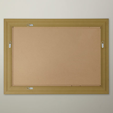 Buy John Lewis Marni Mirror, Silver, 87 x 62cm Online at johnlewis.com
