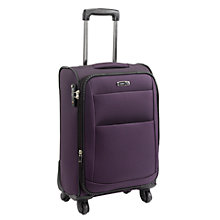 Buy Antler Tourlite II 4-Wheel Spinner Suitcase, Cabin Online at johnlewis.com