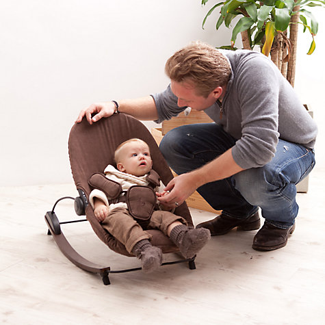 Buy bloom Coco Go Rocker, Cappuccino/Henna Brown Online at johnlewis.com