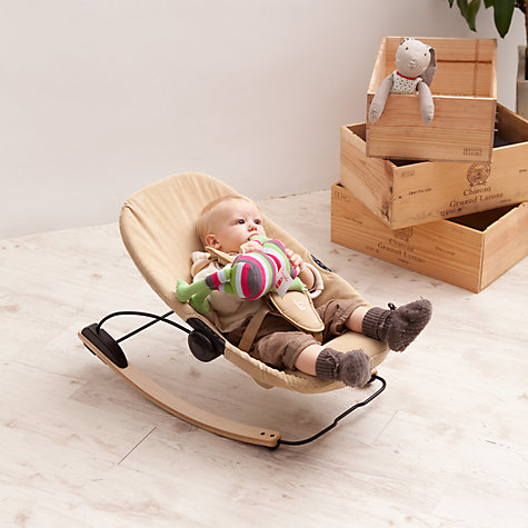 Buy Bloom Coco Go Rocker, Natural/Sandstone Online at johnlewis.com