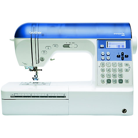 Buy Brother NV400 Sewing Machine Online at johnlewis.com