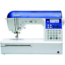 Buy Brother NV600 Sewing Machine Online at johnlewis.com