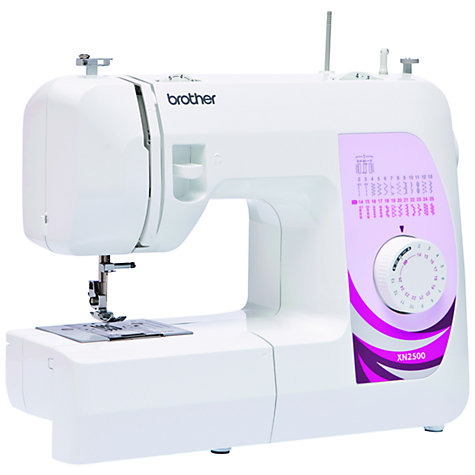Buy Brother XN2500 Sewing Machine Online at johnlewis.com