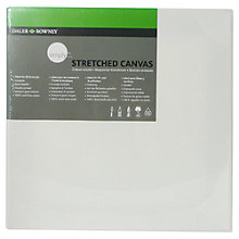 Buy Daler-Rowney Stretched Canvas, 30 x 30cm Online at johnlewis.com