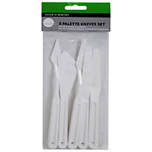Buy Daler-Rowney Simply Palette Knives, Set of 5 Online at johnlewis.com
